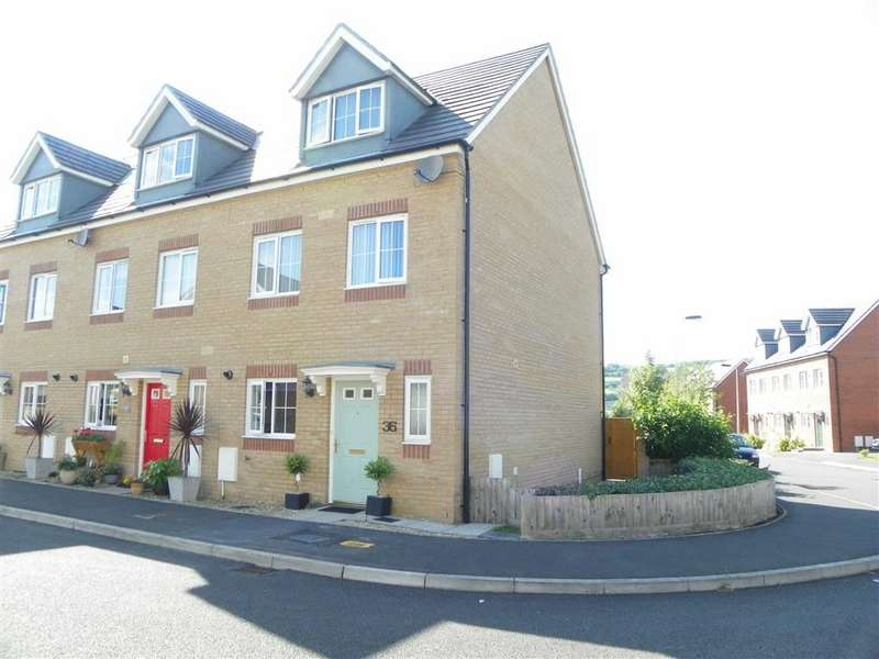 3 Bedrooms End Of Terrace House for sale in Parc Y Garreg, Kidwelly