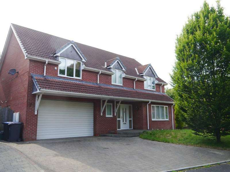 5 Bedrooms Detached House for sale in Whitehill Hall Gardens, Chester Le Street