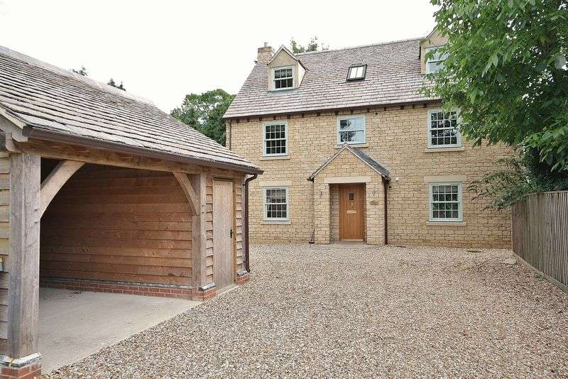 5 Bedrooms Property for sale in Main Road, Curbridge