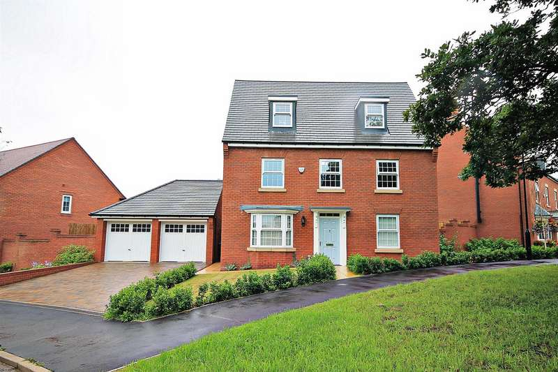 5 Bedrooms Detached House for sale in Richardby Crescent, Mount Oswald, Durham