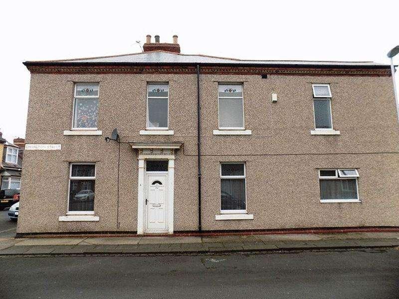 3 Bedrooms Terraced House for sale in Charlton Street, Blyth