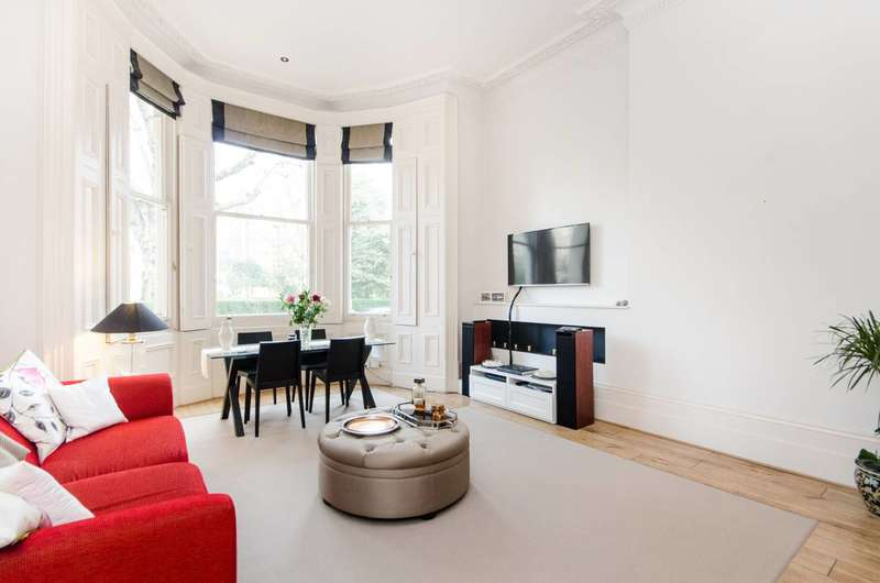 3 Bedrooms Flat for sale in Earls Court Square, Earls Court, SW5