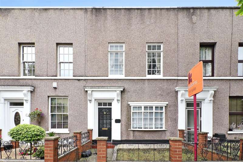 3 Bedrooms House for sale in Fairfield Road, Bow, London, E3