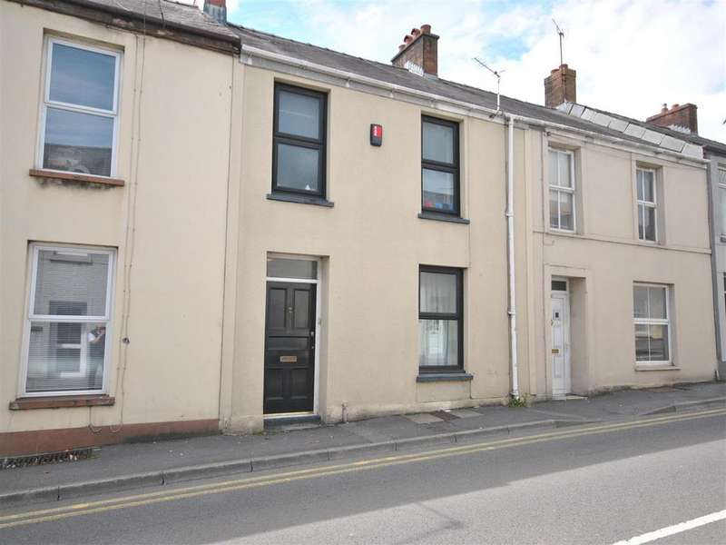 3 Bedrooms House for sale in Water Street, Carmarthen