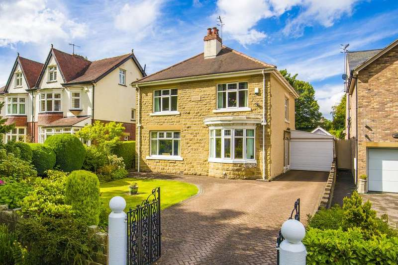 4 Bedrooms Detached House for sale in Lynwood, 370a Whirlowdale Road, Whirlow, S11 9NG
