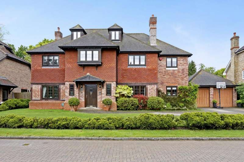 5 Bedrooms Detached House for rent in Ledborough Gate, Beaconsfield, HP9