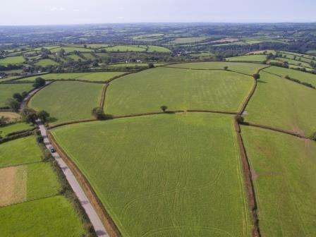Farm Land Commercial for sale in HENLLAN AMGOED, WHITLAND, CARMARTHENSHIRE SA34