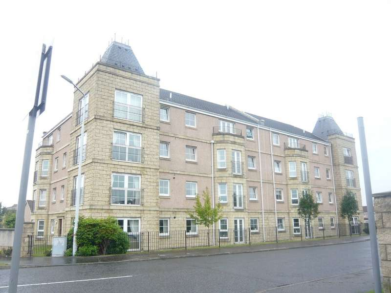 2 Bedrooms Flat for rent in Inverewe Place, Dunfermline KY11