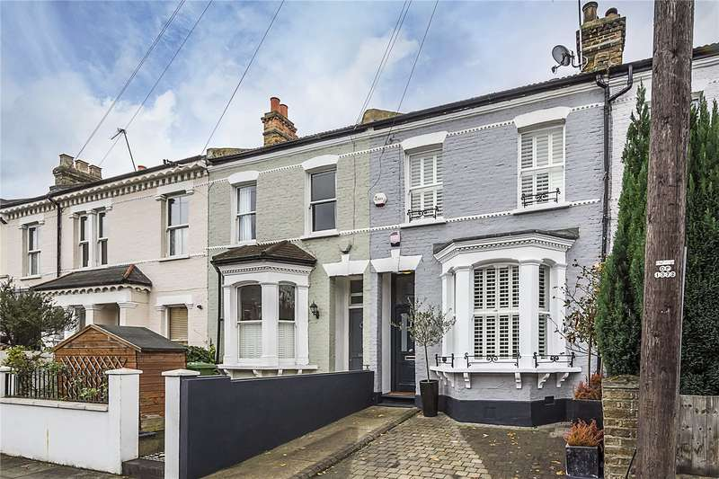 4 Bedrooms Terraced House for sale in Ravenswood Road, London, SW12