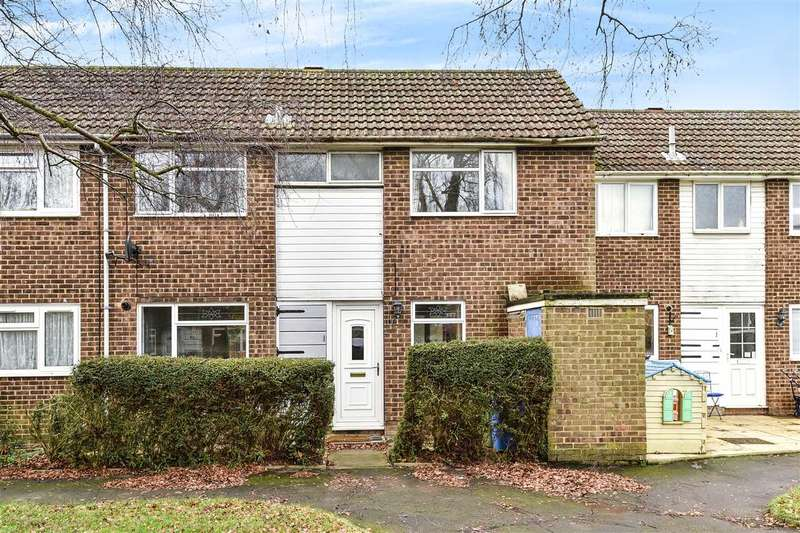 4 Bedrooms Terraced House for sale in Vandyke, Bracknell
