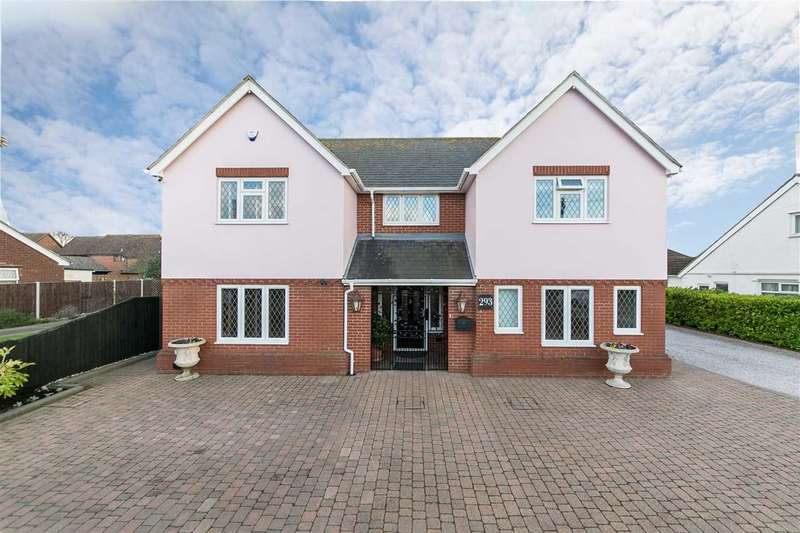 4 Bedrooms Detached House for sale in Ipswich Road, Colchester