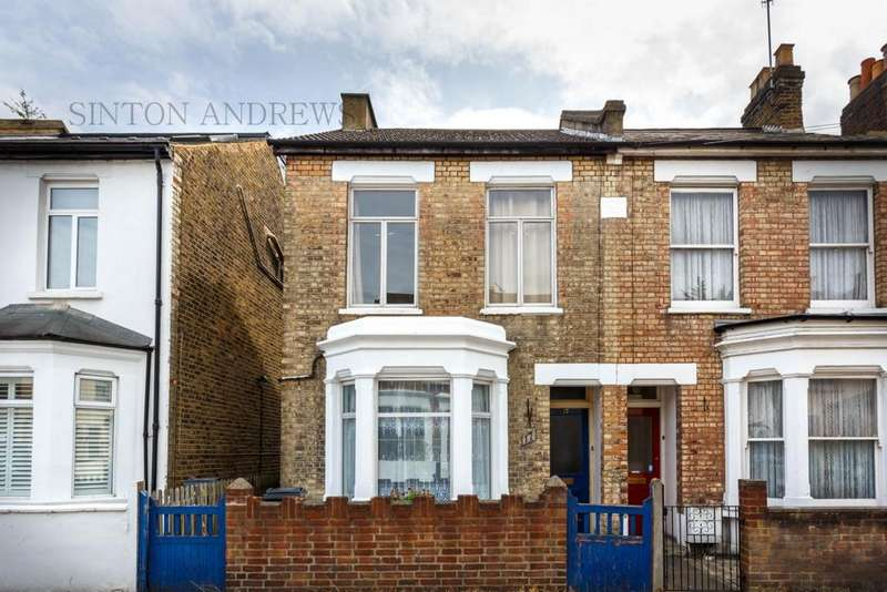 3 Bedrooms House for sale in Eastbourne Road, Brentford, TW8