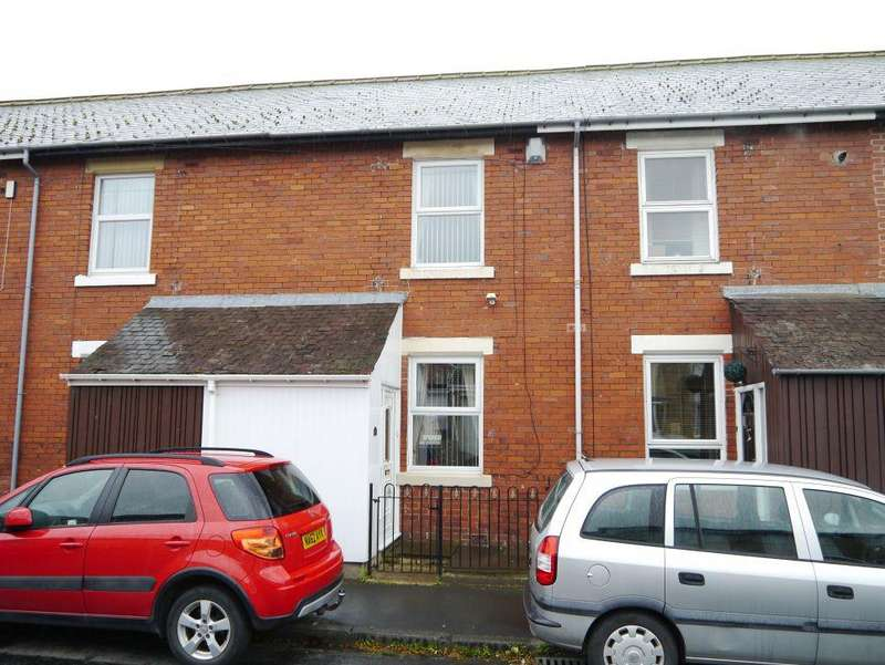 2 Bedrooms Terraced House for sale in Whitehall Road, Walbottle, Newcastle Upon Tyne