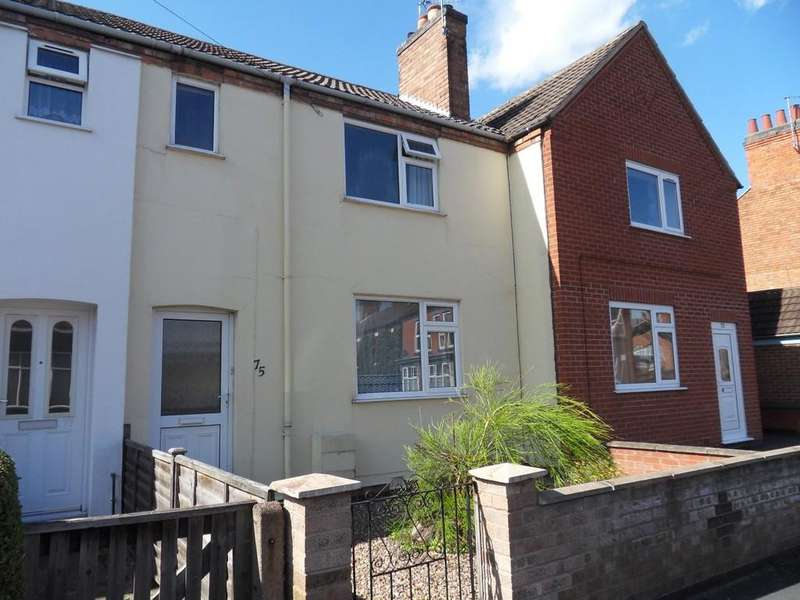 2 Bedrooms Terraced House for sale in William Street, Loughborough