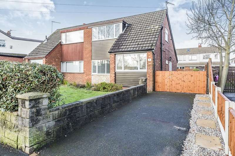 3 Bedrooms Semi Detached House for rent in Hamilton Road, Ashton-In-Makerfield, Wigan, WN4