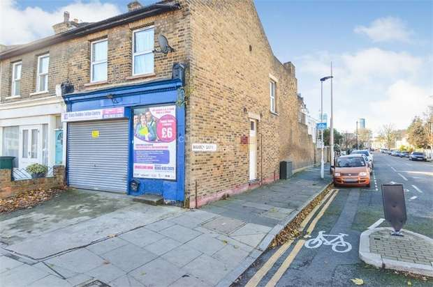 1 Bedroom Detached House for sale in Water Lane, LONDON