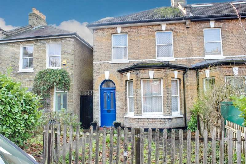 2 Bedrooms End Of Terrace House for sale in Tetherdown, Muswell Hill, London