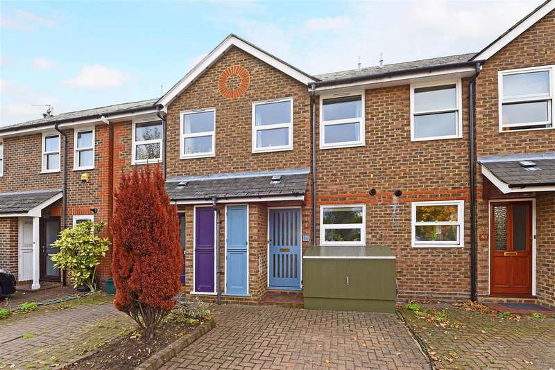 2 Bedrooms Terraced House for sale in Henfield Road, Wimbledon