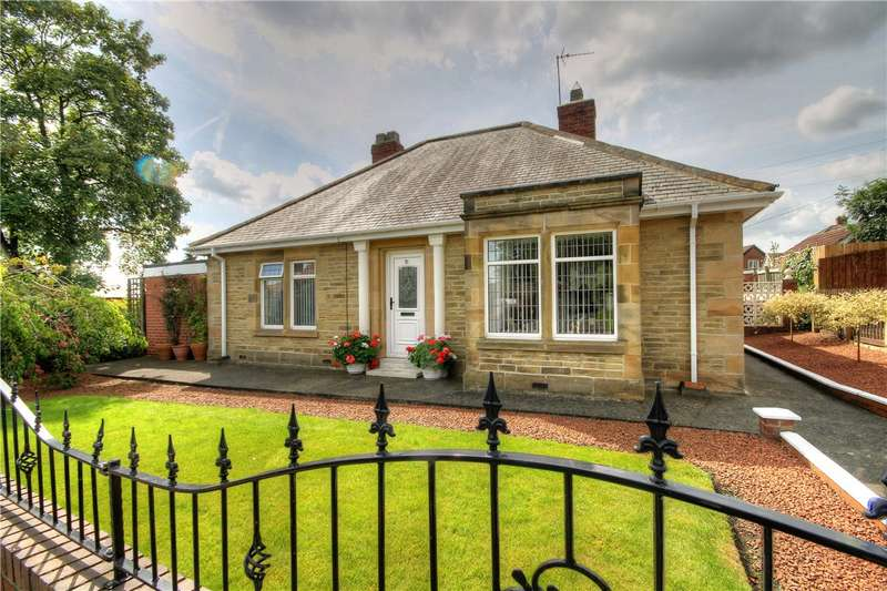 2 Bedrooms Detached Bungalow for sale in Pelaw Bank, Chester le Street, County Durham, DH3