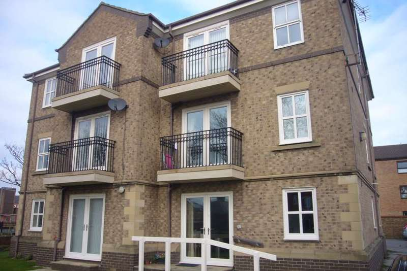 2 Bedrooms Retirement Property for rent in Bourne Manse, Redcar