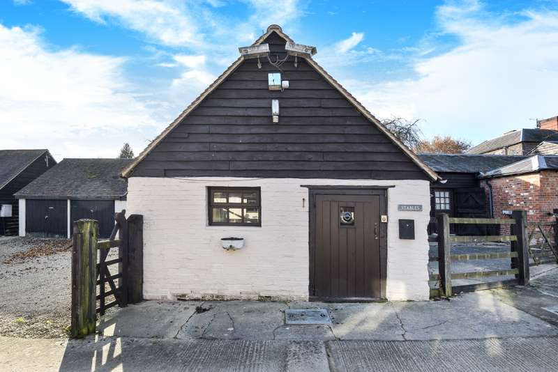 1 Bedroom Barn Character Property for rent in Waterperry OX33