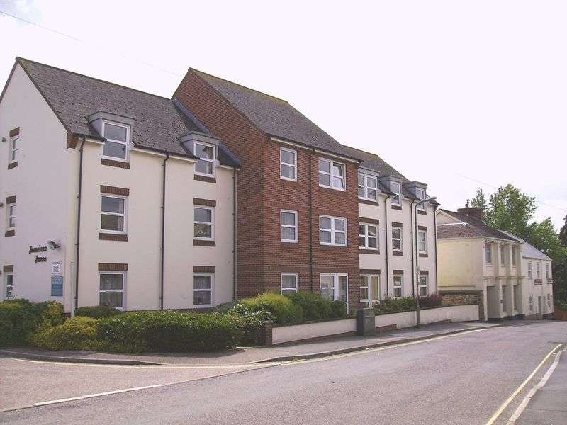 1 Bedroom Property for sale in Homelace House, Honiton, EX14 1AA