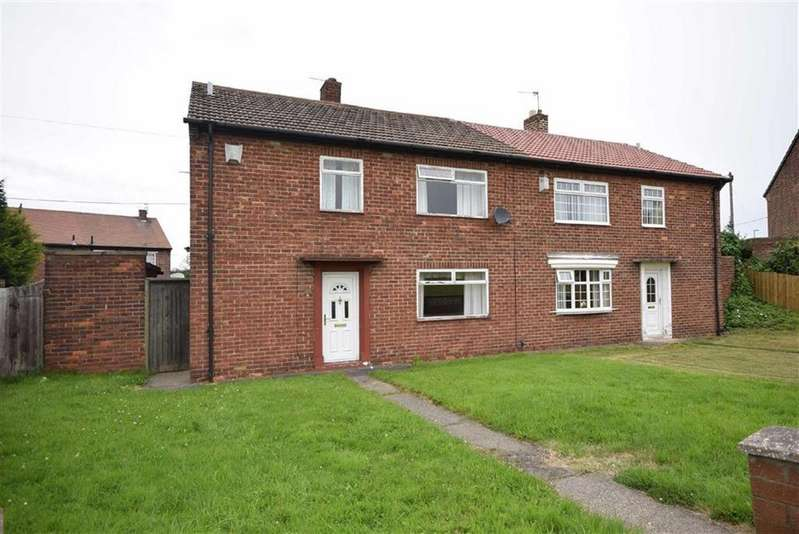 3 Bedrooms Semi Detached House for sale in Peel Gardens, South Shields