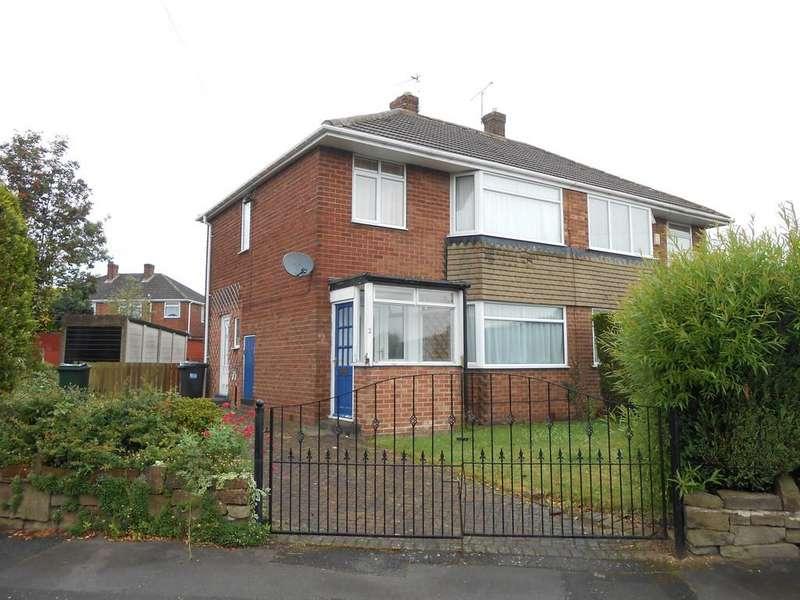 3 Bedrooms Semi Detached House for sale in Green Oak Drive, Wales