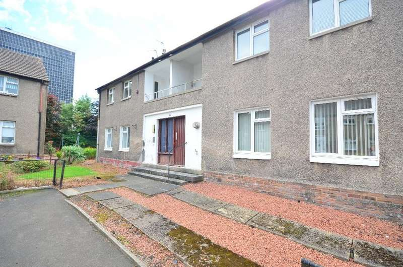 1 Bedroom Apartment Flat for sale in 6 Bothwell Street, Hamilton, South Lanarkshire, ML3 0BS
