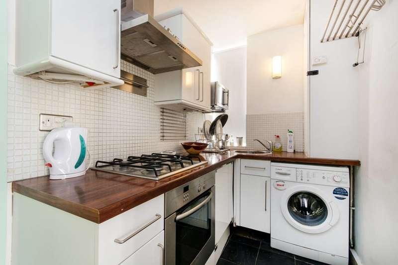 1 Bedroom Flat for sale in Delphian Court, Streatham Common, SW16
