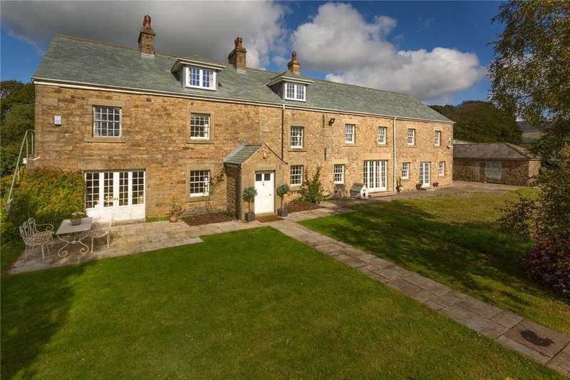 7 Bedrooms Equestrian Facility Character Property for sale in Bleasdale Lane, Bleasdale, Preston, Lancashire, PR3