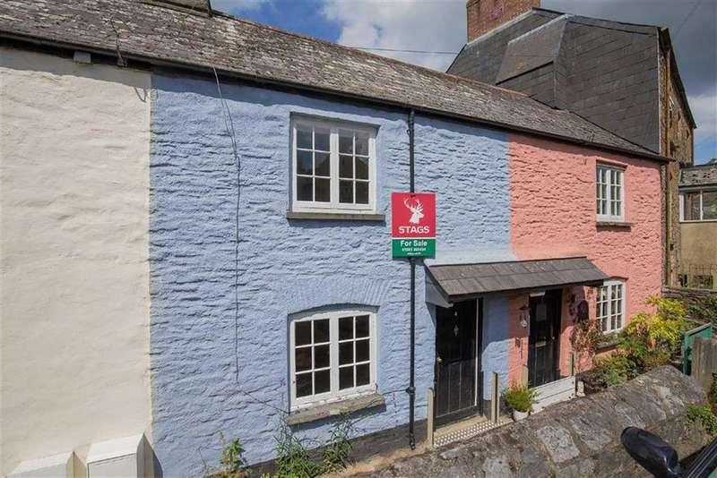 2 Bedrooms Semi Detached House for sale in Harbourne Terrace, Harbertonford, Devon, TQ9