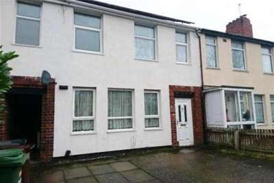 4 Bedrooms Terraced House for rent in Russell Road, Bilston