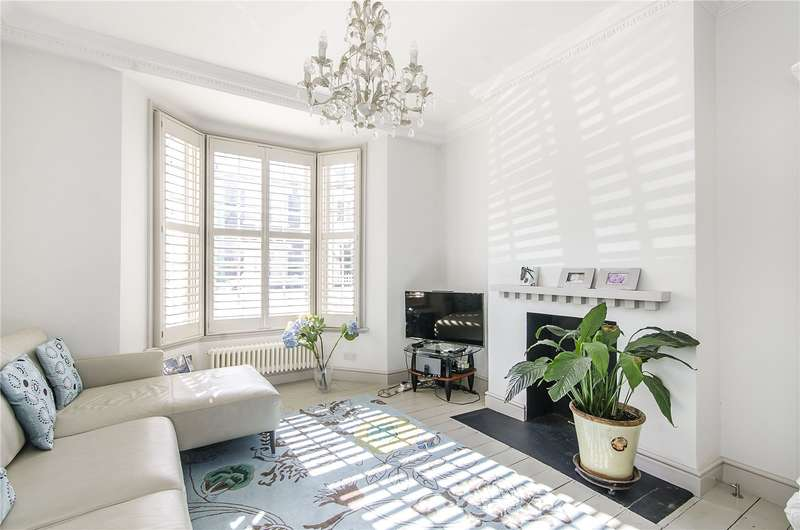 4 Bedrooms Terraced House for sale in Stephendale Road, London, SW6