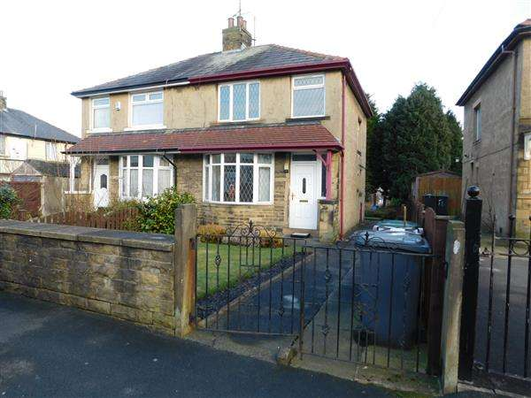 3 Bedrooms Semi Detached House for sale in Challis Grove, Bradford