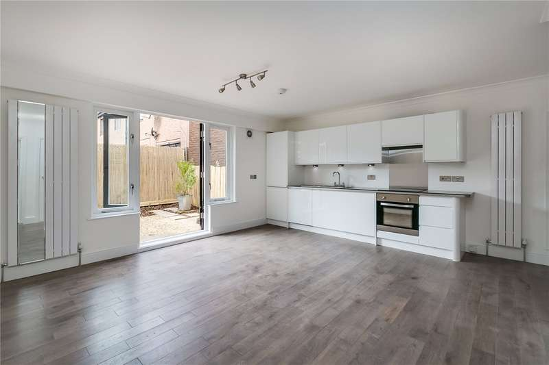2 Bedrooms Apartment Flat for sale in Lisson Grove, London, NW1