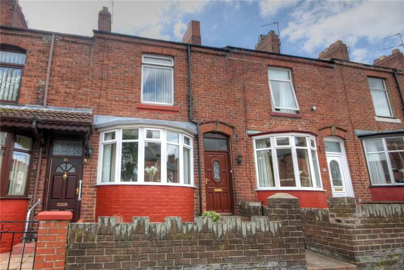 2 Bedrooms Terraced House for sale in Nelson Street, Bishop Auckland, County Durham, DL14