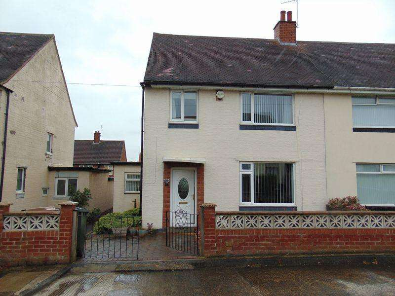 3 Bedrooms Semi Detached House for sale in Altan Place, Benton, Newcastle Upon Tyne