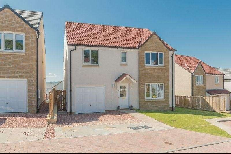 4 Bedrooms Property for sale in 5 Whitehouse Crescent, Gorebridge, Midlothian EH23 4FT