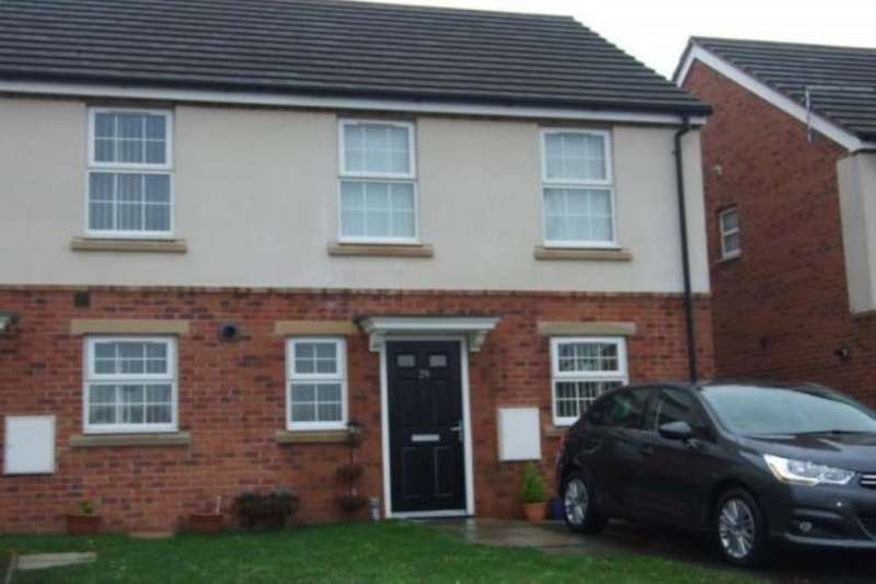 2 Bedrooms Property for sale in Stonefont Grove, Grimethorpe, Barnsley, S72