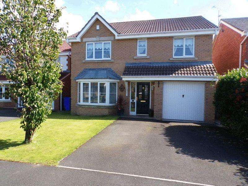 4 Bedrooms Detached House for sale in Cedar Grove, South Beach, Blyth