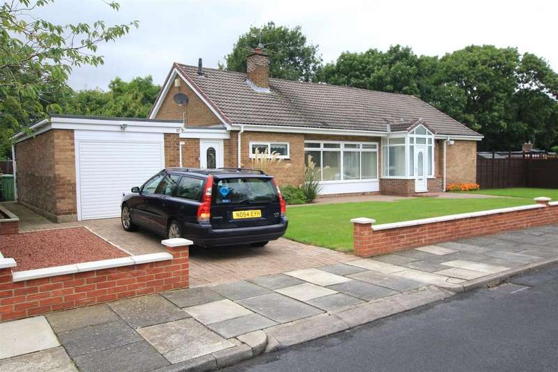 3 Bedrooms Detached Bungalow for sale in Whiteley Grove, Newton Aycliffe