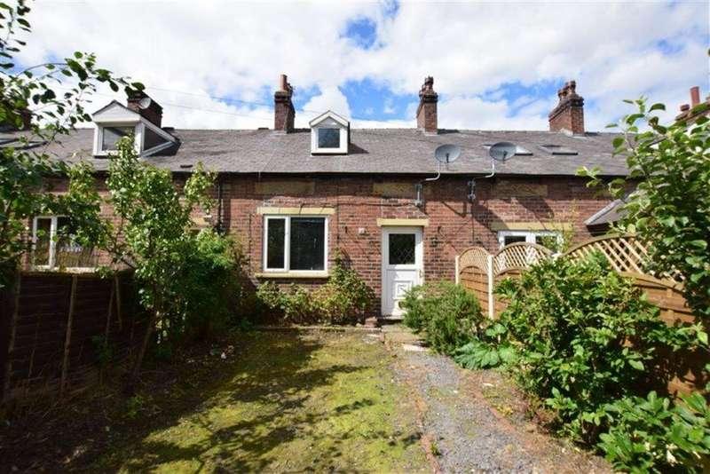 3 Bedrooms Terraced House for sale in Dearne Royd, Scissett, Huddersfield, HD8