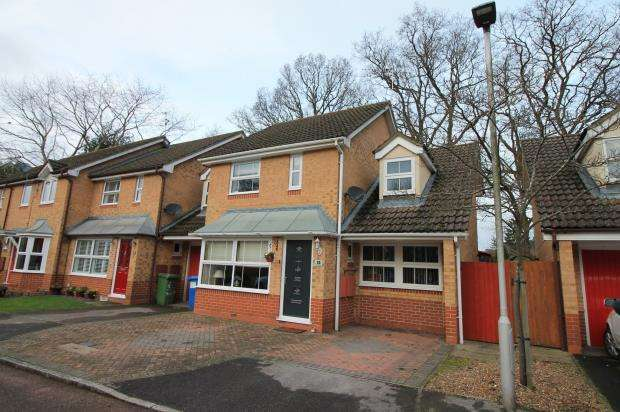3 Bedrooms Link Detached House for sale in College Town, Sandhurst, Berkshire