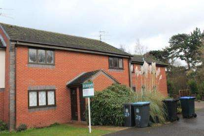 1 Bedroom Maisonette Flat for sale in Chepstow Close, Stratford Upon Avon