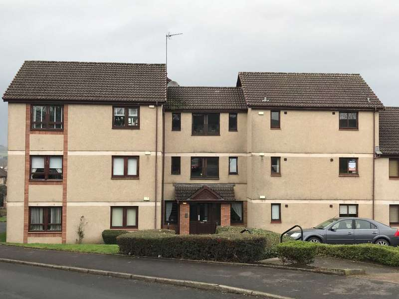 2 Bedrooms Flat for rent in Spateston Road, Johnstone