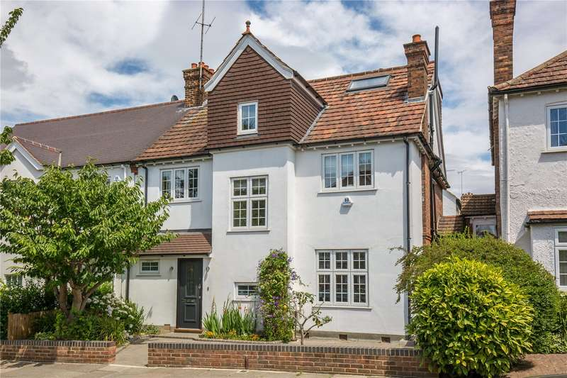 6 Bedrooms Semi Detached House for sale in Lanchester Road, Highgate, London, N6
