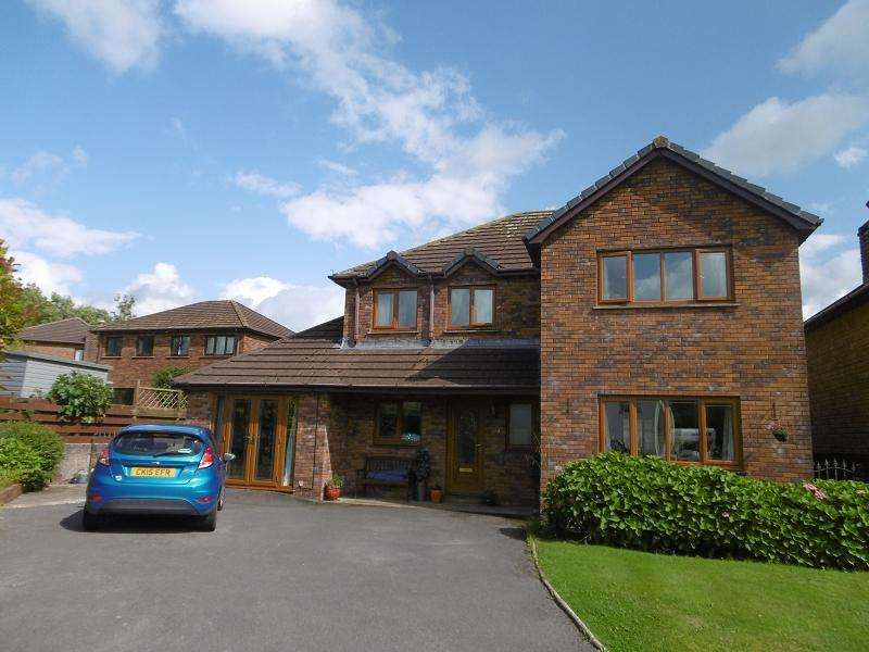4 Bedrooms Detached House for sale in 5 Geryllan, Cwmifor, Llandeilo, Carmarthenshire.