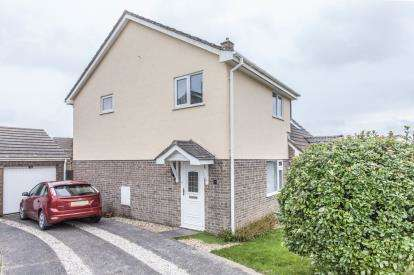 3 Bedrooms Semi Detached House for sale in Probus, Truro, Cornwall