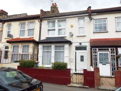 3 Bedrooms Terraced House for sale in Manor Park, London